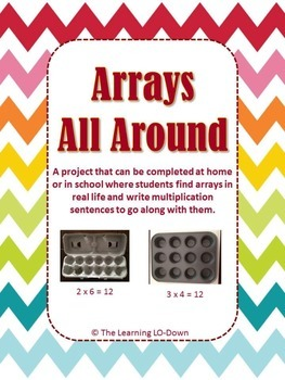 Arrays: Finding Arrays All Around