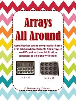 Arrays: Finding Arrays All Around