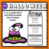 Halloween Arrays Booklet