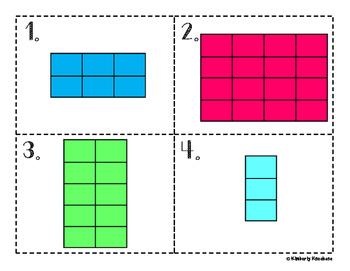 Arrays Hunt: Multiplication Practice