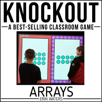 Arrays | Math Game | KNOCKOUT | Distance Learning