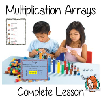 Arrays Multiplication
