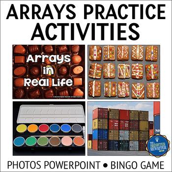 Arrays PPT and Bingo