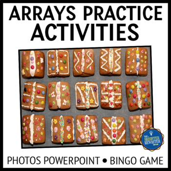 Arrays PPT and Bingo