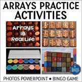 Arrays Activities