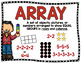 Arrays & Repeated Addition SCOOT!