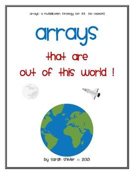 Arrays Set #3: A Multiplication Strategy