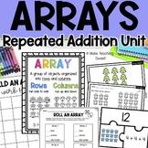 Arrays Unit 2.OA.C.4