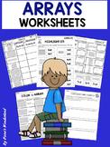 Arrays Worksheets