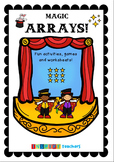 Arrays - activities, games and worksheets