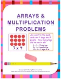 Arrays and Multiplication Files
