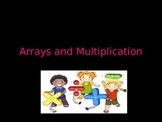 Arrays and Multiplication Powerpoint