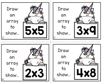 Arrays and Repeated Addition 2nd Grade