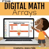 Arrays and Repeated Addition Google Slides- 2nd Grade Math