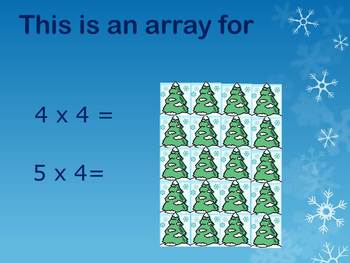 Arrays for CPS Clickers