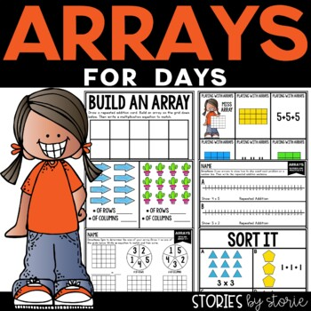 Arrays for Days (2.OA.C.4)