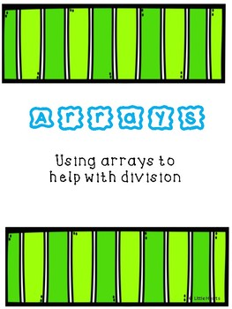 Arrays for Division