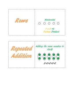 Arrays of Mine Math