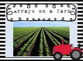 Arrays on a Farm~Multiplication Stations. Problem Solving/