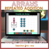 Arrays with Repeated Addition