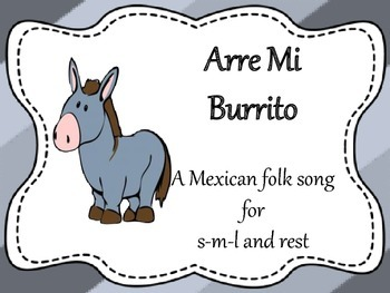 Arre Mi Burrito