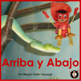 Arriba y Abajo: A Spanish Emergent Guided Reading Billy Beginning Reader Book