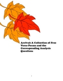 Arrival: Free Verse Poems and Corresponding Analysis Questions