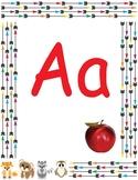 Arrow Alphabet Posters A thru Z