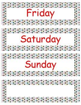 Arrow Calendar