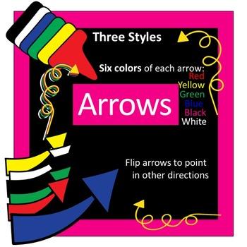 Arrow Clip Art Arrows
