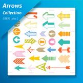 Arrow Creative Clip arts