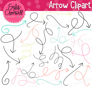 Arrow Digital Clipart