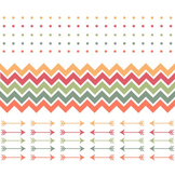 Arrow Dot Chevron Borders