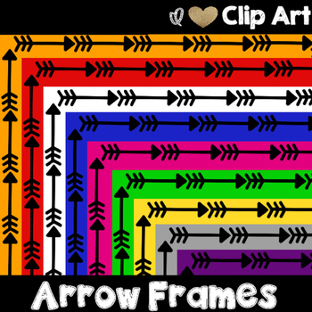 Arrow Frames for Commercial Use