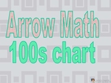 Arrow Math 100s chart