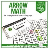 Arrow Math (Adding & Subtracting Groups of 10s and 1s): Talking Numbers