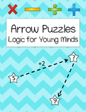 Arrow Math Logic Problems {Kindergarten & First Grade Thinking Skills}