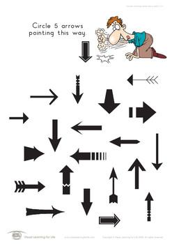 Arrow Pointing Same Way (1)