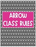 Arrow Themed Rule Set