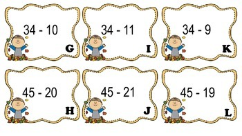 Arrow Way Double Digit Addition