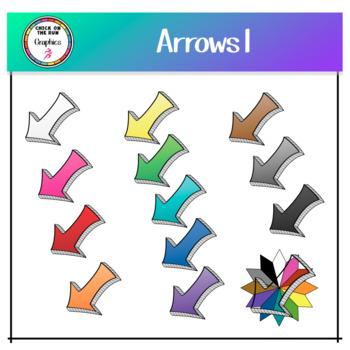 Arrows 1 (Clip Art)
