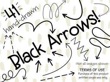 Arrows - (41) black
