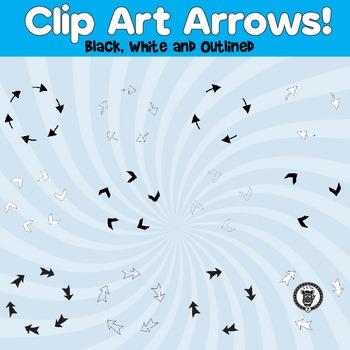 Arrows / Arrow / Cycle Clip Art!