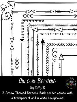 Arrows Borders by Kelly B