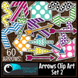 Arrows Clip Art (Set 2)