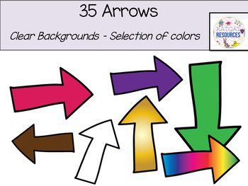 Arrows - Clipart