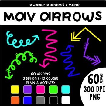 Arrows Brights