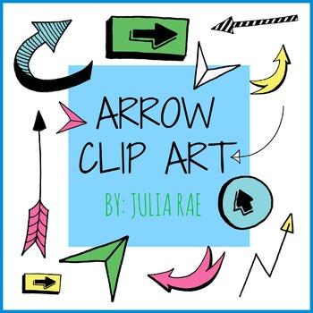 Arrows Digital Clip Art