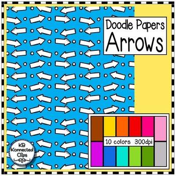 Arrows - Doodle Papers