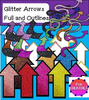 Arrows-Glitter